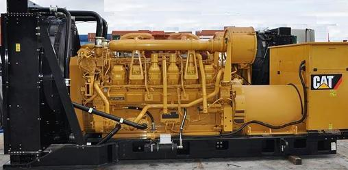 2008 Caterpillar 3512B Generator