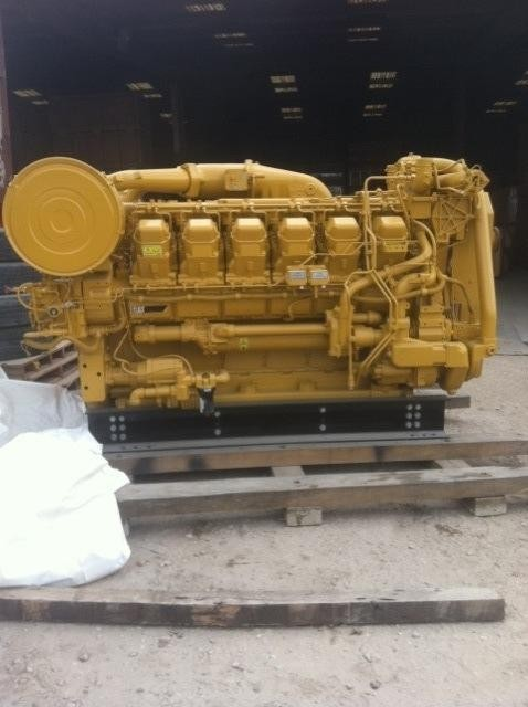 2009 Caterpillar 3512 (MUI) Engine