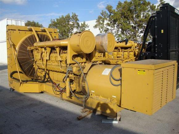 1994 Caterpillar 3516 Generator list