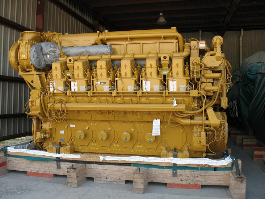 2008 Caterpillar 3612 (C280-12) Engine