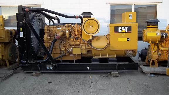 Caterpillar C18 Generator Generators RLN Energy Services