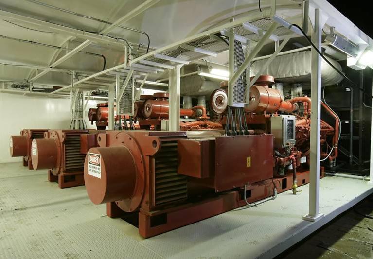 2008 Cummins KTA50 Generator