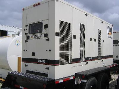 2007 Caterpillar XQ400 Generator
