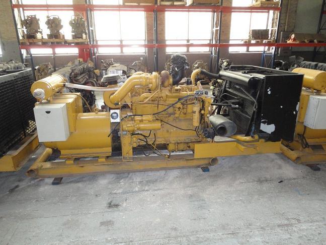 Caterpillar 3306 Generator 2