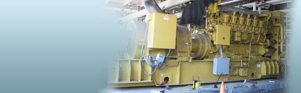 Surplus Caterpillar G3612 Industrial Generator Set