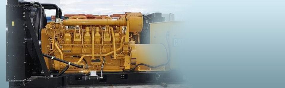 New Caterpillar 3512B Land Electric Power Module