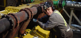Expert Cat Engine Technicians - RLN Energy Services