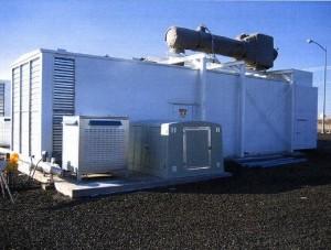 Caterpillar 3516B Generator