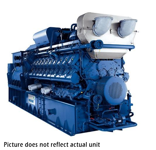 OLS/K edmonton power generator