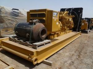 2008 Caterpillar 3512C Generator