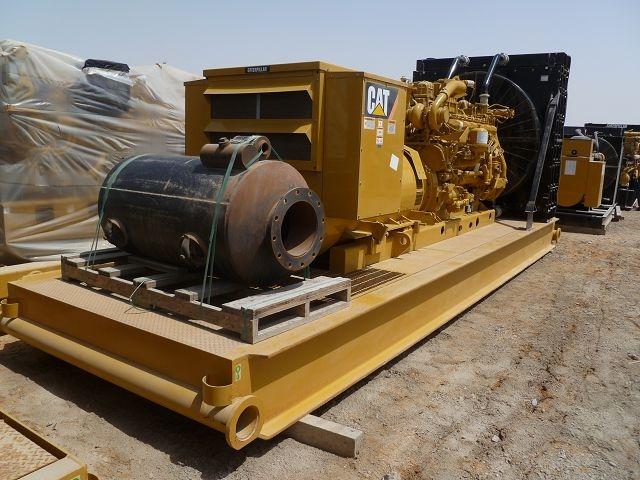 2008 Caterpillar 3512C Generator 2