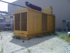 1988 Caterpillar 3512 edmonton power generator