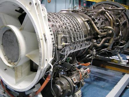 GE edmonton power generator