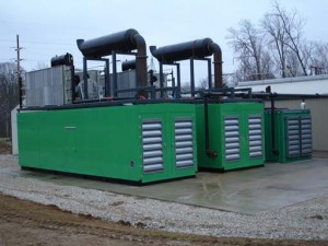 2005 Caterpillar G3520C Generator