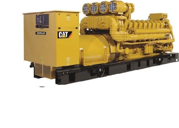 2500 KW Caterpillar C175 Generator