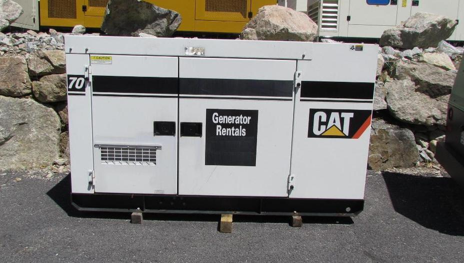 2009 Multiquip MQ70 Generator 2