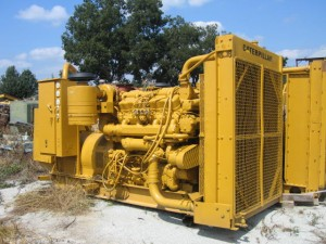 Installing Power Generation Equipment