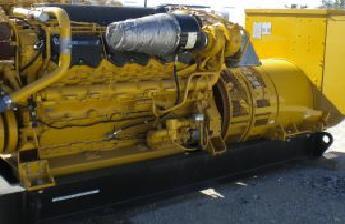 830 KW Caterpillar C32 Generator 1