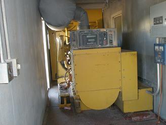 600 KW Caterpillar XQ600 Generator