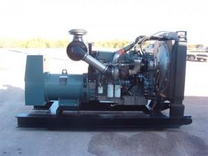 Diesel Generator Set Edmonton