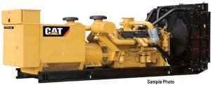 2011 Caterpillar C27 Generator