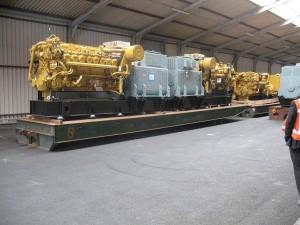 2008 Caterpillar 3516B Generator