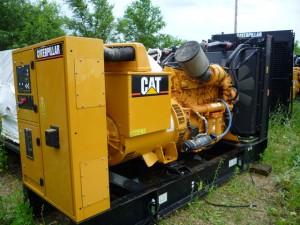 500 KW Caterpillar C15 Generator