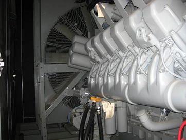 MTU edmonton power generator