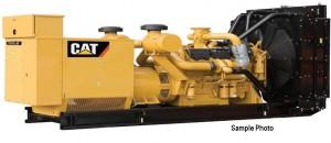 800 KW Caterpillar C27 Generator