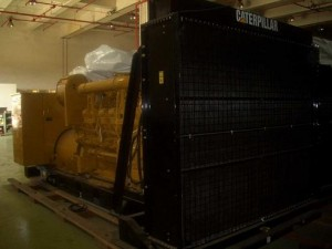 1500 KW Caterpillar edmonton power generator