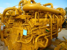 Caterpillar Natural Gas Engine - RLN Energy