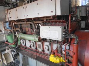 MAK 6M20 Generator 2