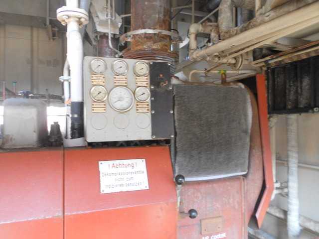 Mak 6M20 Generator 4