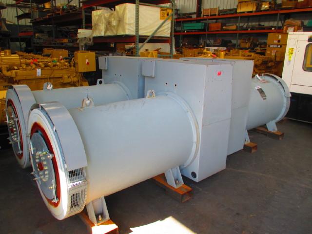 Marathon 900kW Generator End