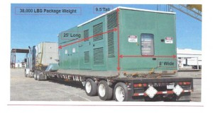 1 MW Generator