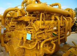 Caterpillar Natural Gas Engine