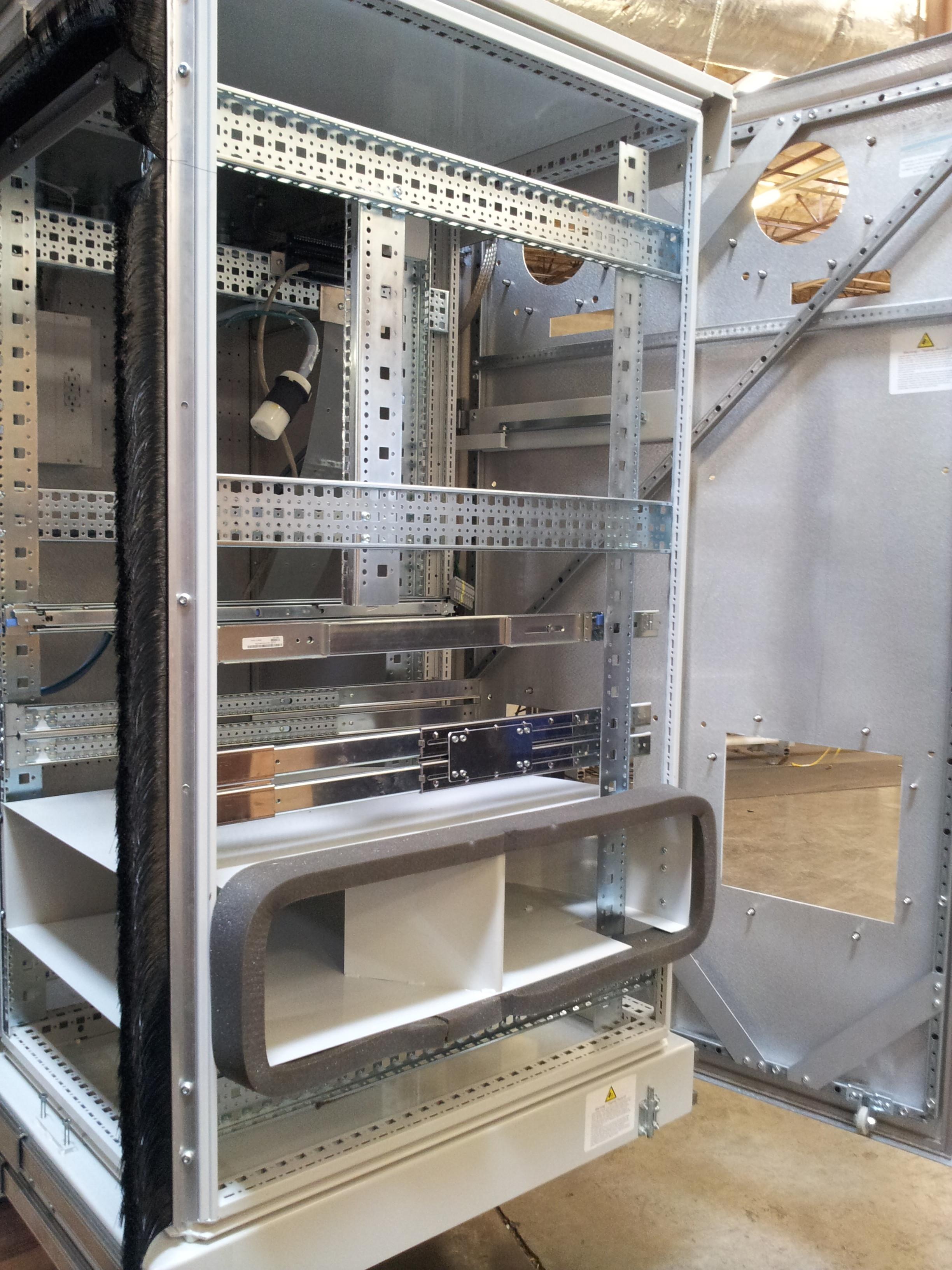 Rack edmonton power generator