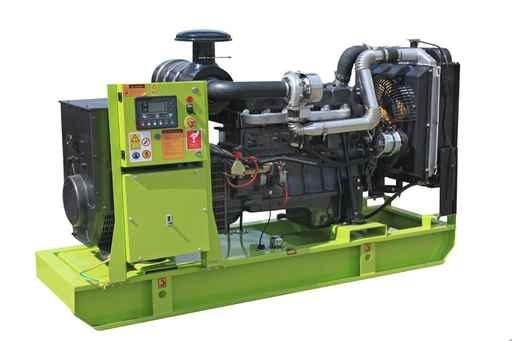 Diesel Power Generator - Edmonton, AB