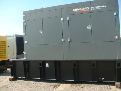 Generac edmonton power generator