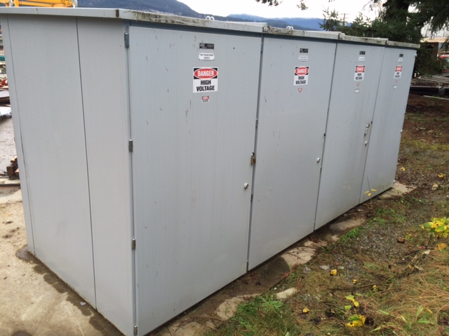 High Voltage edmonton power generator