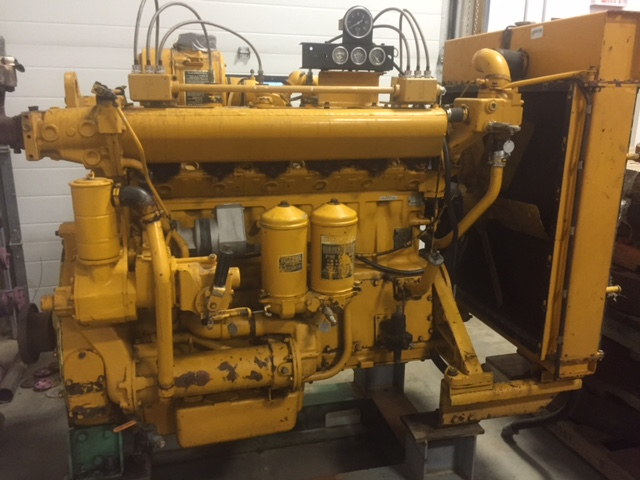 CAT G343 Gas Engine for sale